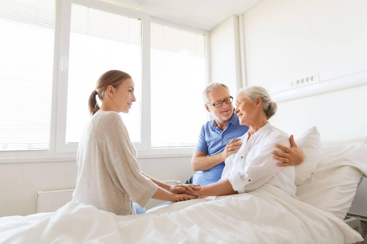 Jak wspierać bliskich w chorobie