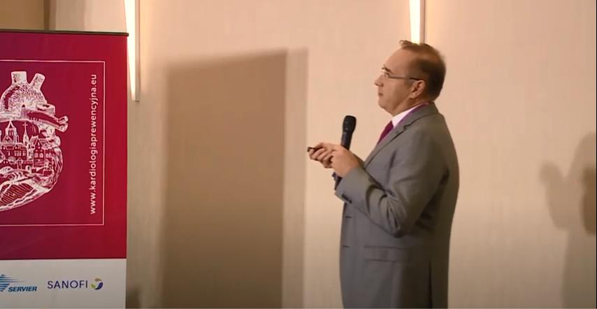Dr hab. Piotr Ceranowicz - Co zwiększa ryzyko sercowo-naczyniowe i skraca życie? Dla HCP