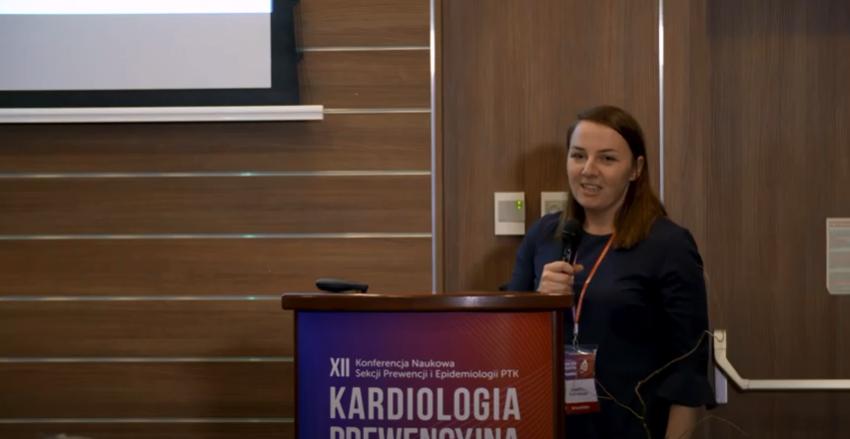 Aleksandra Puch-Walczak - Epidemiologia zespołu metabolicznego i cukrzycy w Polsce