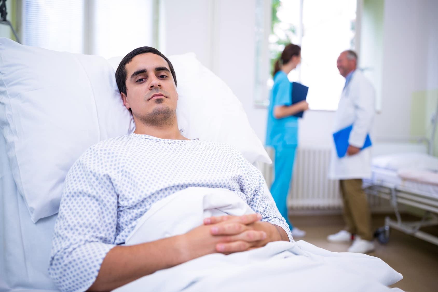 Gdy zbliża się termin przyjęcia na leczenie