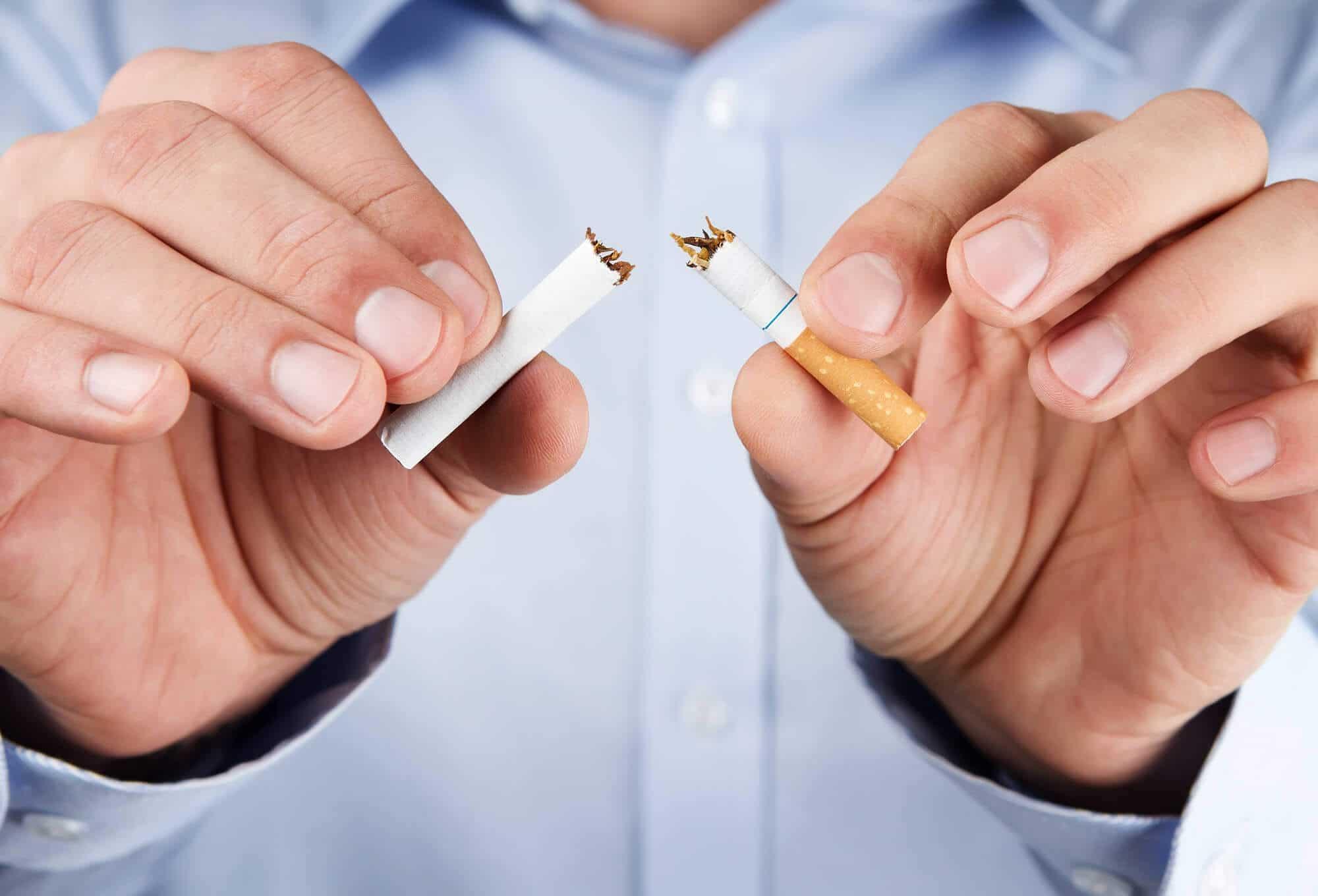Serce i palenie