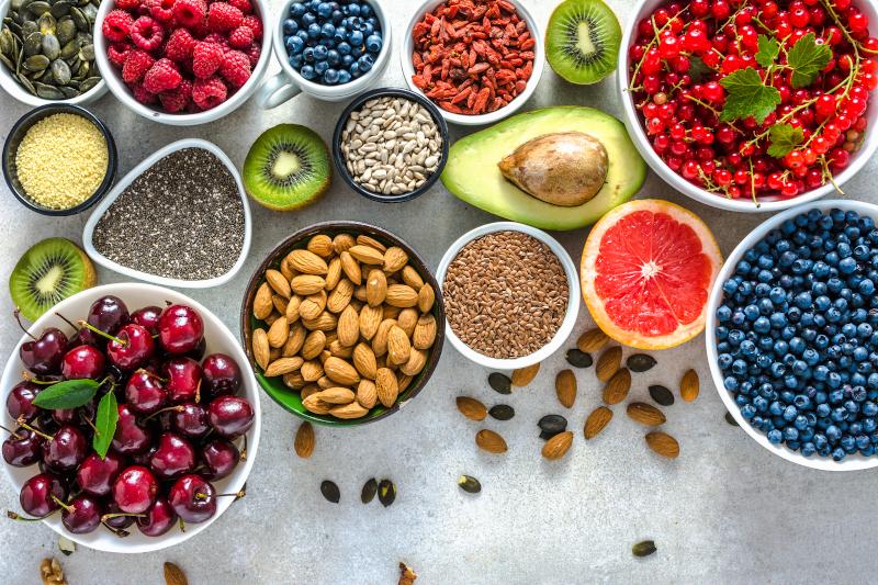Polifenole jako antyoksydanty diety
