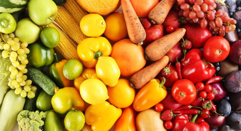 Warzywa i owoce - źródłem zdrowia