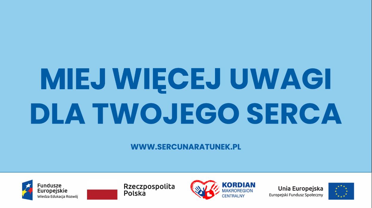 Cele i założenia programu KORDIAN - prof. Wojciech Drygas