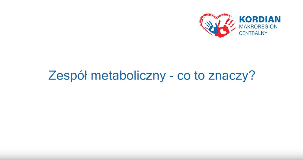 Zespół metaboliczny – jak wesprzeć pacjenta?